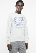 GUESS - Active pullover - grey