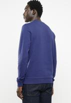 GUESS - Active pullover - blue