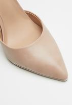 Call It Spring - Iconis heel - light pink