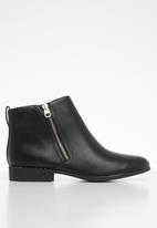 Call It Spring - Studded ankle boot - black