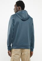 The North Face - M surgent hoodie - navy