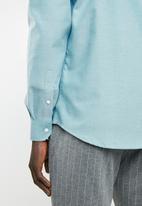 Brave Soul - Brett shirt - blue
