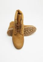 Timberland - Timberland 6 premium boot - tan