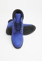 Timberland - Timberland 6 premium boot - blue