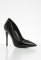 ALDO - Slip-on stiletto heel pump - black
