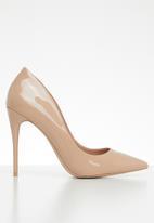 ALDO - Slip-on stiletto heel pump - neutral