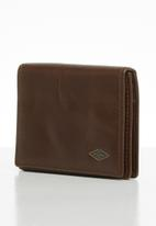 Fossil - Ryan execufold - brown