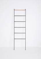Yamazaki - Tower ladder hanger - black