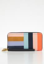 Fossil - Logan zip purse - multi