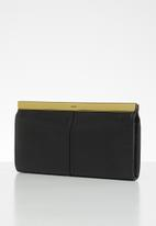 Fossil - Kayla frame purse - black