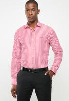 Pringle of Scotland - Brinsley tailored shirt - pink