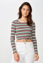 Cotton On - Lozzie long sleeve top - multi