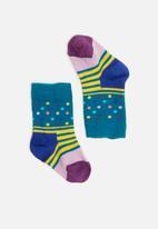 Happy Socks - Kids stripes & dots socks - multi
