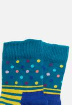 Happy Socks - Kids stripes & dots socks - multi