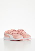PUMA - Escaper mesh v infant - peach bud/white