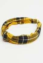Cotton On - Fashion headband - yellow