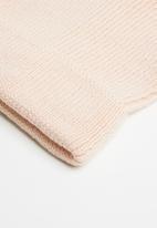 Superbalist - Pom pom beanie - pink