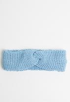 Superbalist - Knotted headband - blue