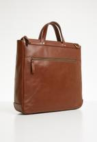 Fossil - Haskell workbag - brown