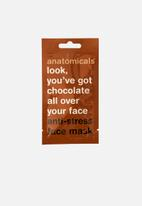 anatomicals - Look, you've got chocolate all over your face - anti stress face mask