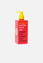 anatomicals - Sud the lot of you - shower gel pump bottle