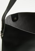 Superbalist - Asher tote bag - black