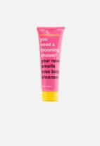 anatomicals - You need a blooming shower - shower gel tube