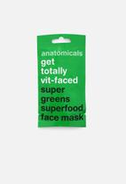 anatomicals - Get totally vit - faced superfood face mask