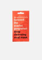 anatomicals - Farewell the scarlet pimplehell - deep cleansing mask