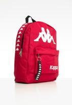 KAPPA - Kappa backpack - red