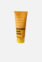 anatomicals - Aloha is it me your looking for - pineapple body lotion