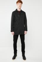 Brave Soul - Addington jacket - black
