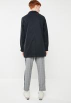 Brave Soul - Addington jacket - navy