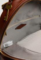 Fossil - Megan backpack - medium brown
