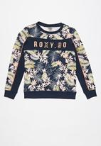 Roxy - First in the water - navy