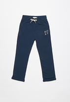 Roxy - Let her son b track pants - blue