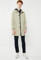 Jack & Jones - Cost coat - khaki