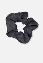 Cotton On - Scrunchie - navy