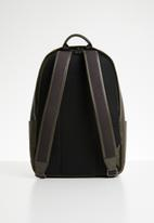 Fossil - Buckner backpack - olive