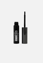 Maybelline - Brow tattoo gel peel off tint - black brown