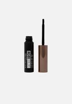 Maybelline - Brow tattoo gel peel off tint - warm brown