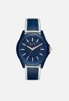 Armani Exchange - Drexler - blue