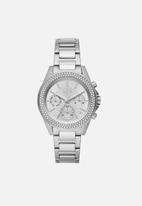 Armani Exchange - Lady drexler - silver