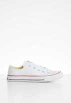 SOVIET - Viper youth low cut sneaker - white