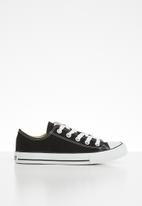 SOVIET - Viper youth low cut sneaker - black