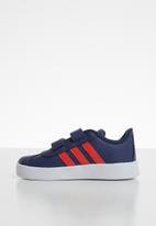 adidas Performance - Vl court 2.0 CMF I - dark blue/red