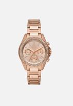 Armani Exchange - Lady drexler - rose gold