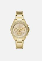 Armani Exchange - Lady drexler - gold