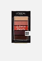 L'Oreal Paris - Mini palette - 01 maximalist