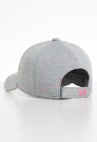 low priced 3216b 0e1e3 Under Armour - Girls space dye renegade cap - steel   mojo pink   mojo pink